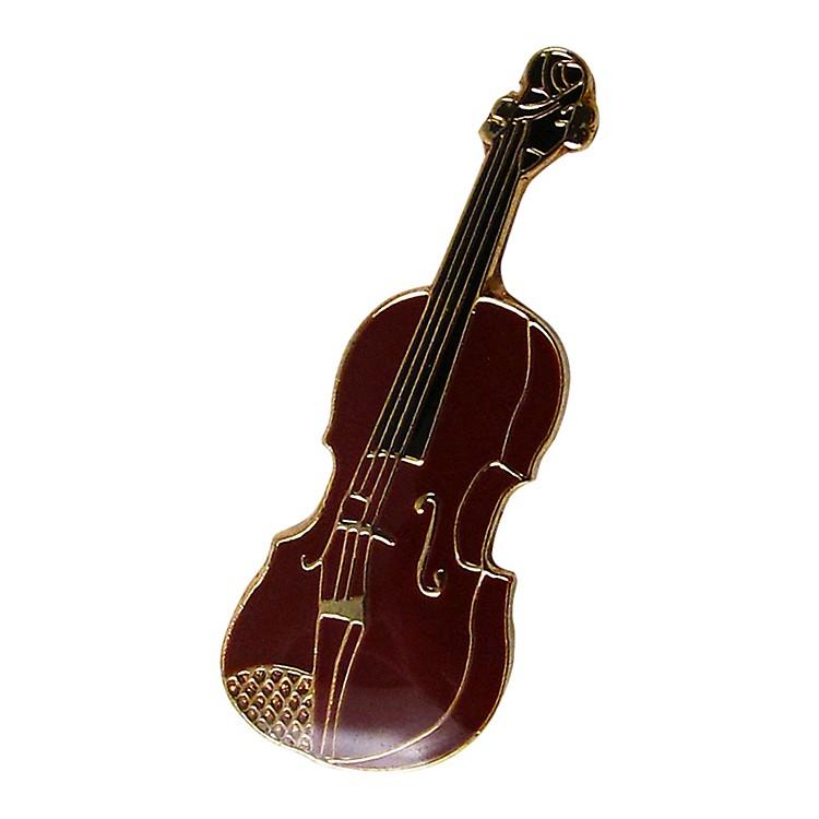 AIMPin ViolinBurgundy