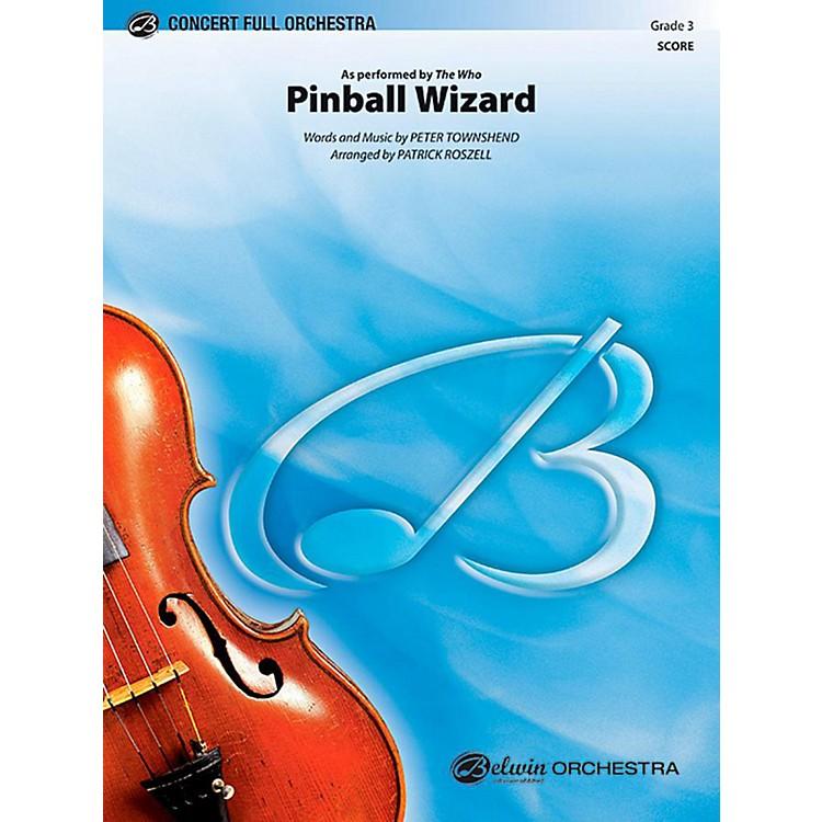 AlfredPinball Wizard Full Orchestra Level 3 Set