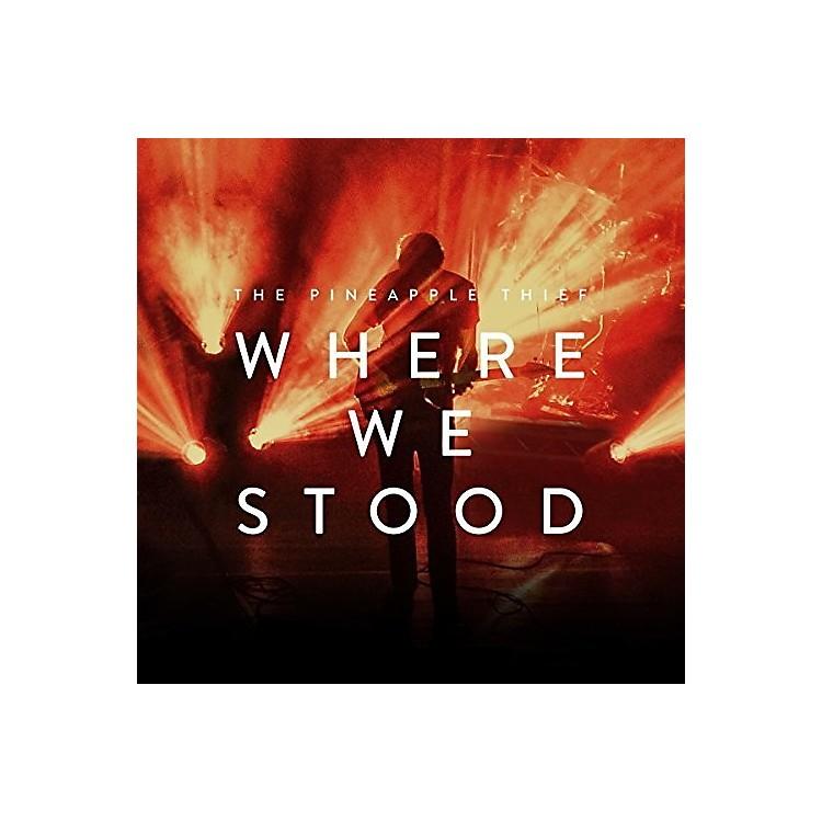 AlliancePineapple Thief - Where We Stood