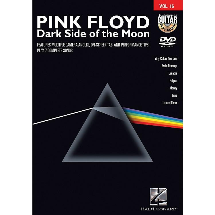 Hal LeonardPink Floyd - Dark Side of the Moon Guitar Play-Along Series DVD Volume 16