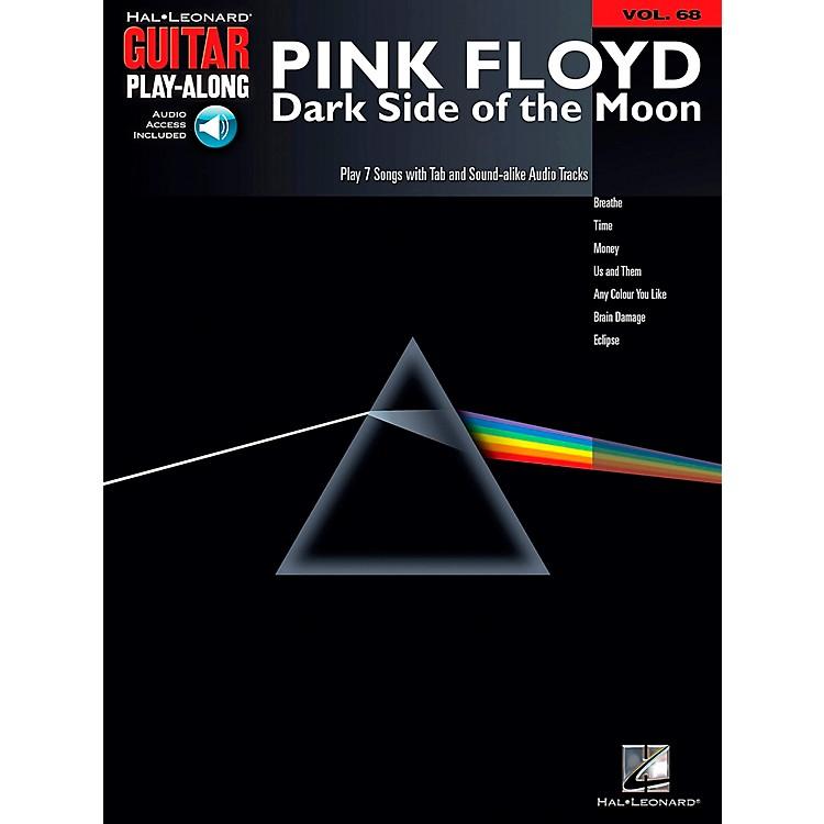 Hal LeonardPink Floyd - Dark Side of the Moon Guitar Play-Along Volume 68 Book and CD
