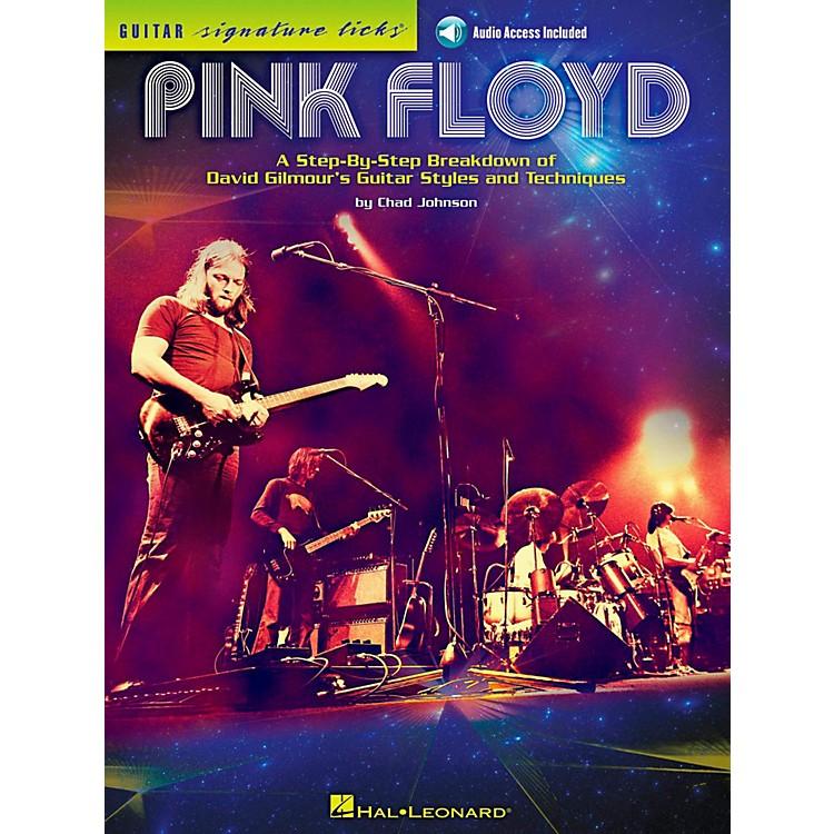 Hal LeonardPink Floyd - Guitar Signature Licks Book/Online Audio