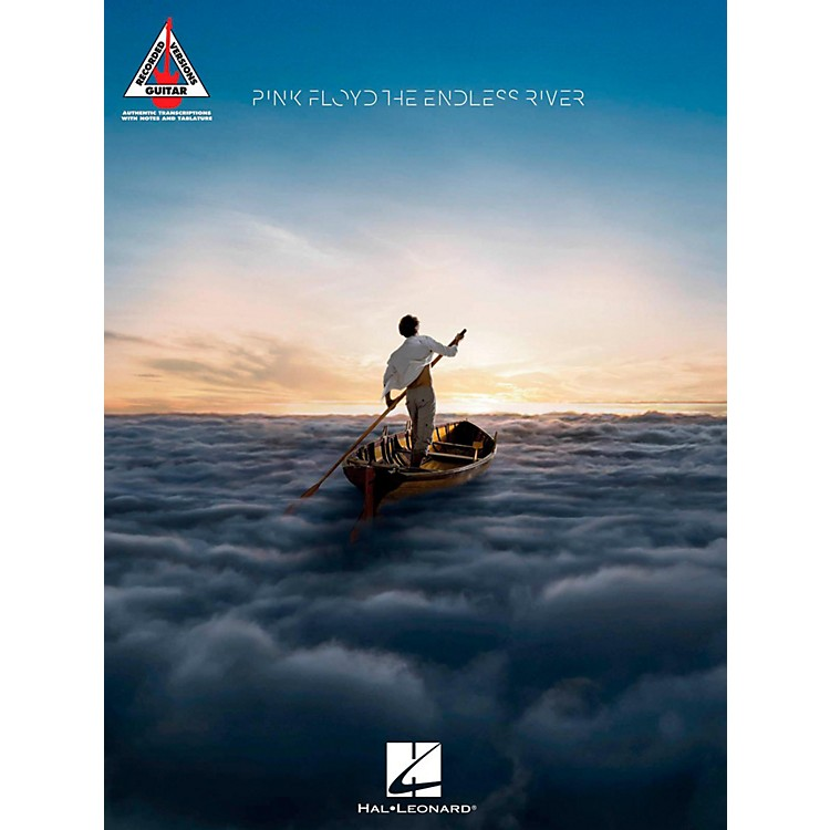 Hal Leonard Pink Floyd - The Endless River Guitar Tab Songbook
