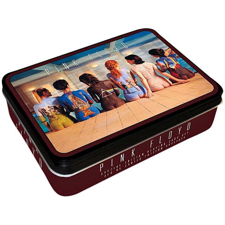 Hal LeonardPink Floyd 40th Anniversary Playing Cards 2-Deck Tin Set