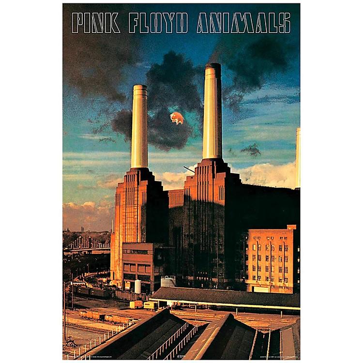 Hal LeonardPink Floyd Animals Wall Poster