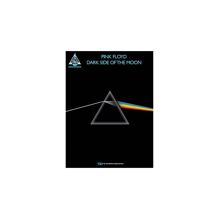 Hal Leonard Pink Floyd Dark Side of the Moon Guitar Tab Book