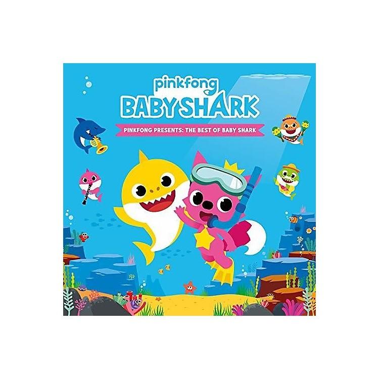 AlliancePinkfong - Pinkfong Presents: The Best Of Baby Shark (CD)