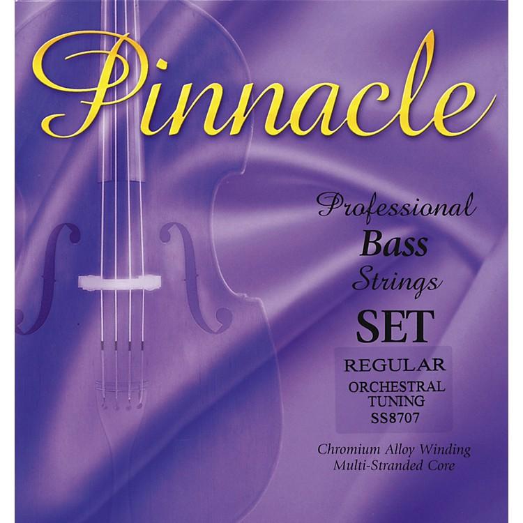 Super SensitivePinnacle Bass StringsSet, Medium3/4 Size