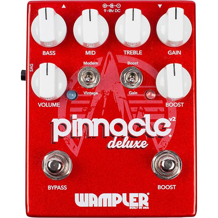 WamplerPinnacle Deluxe v2 Distortion Pedal