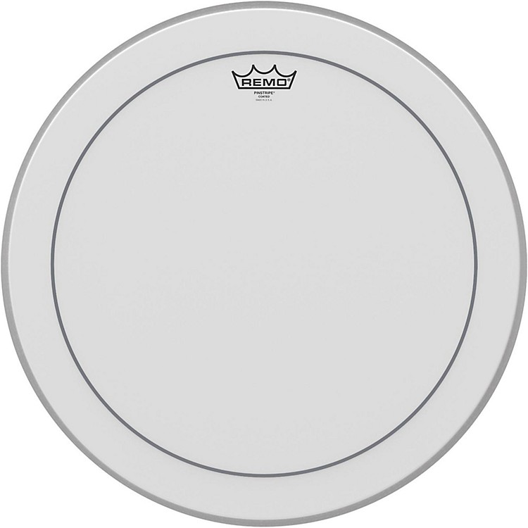 RemoPinstripe Coated Bass Drumhead20 in.