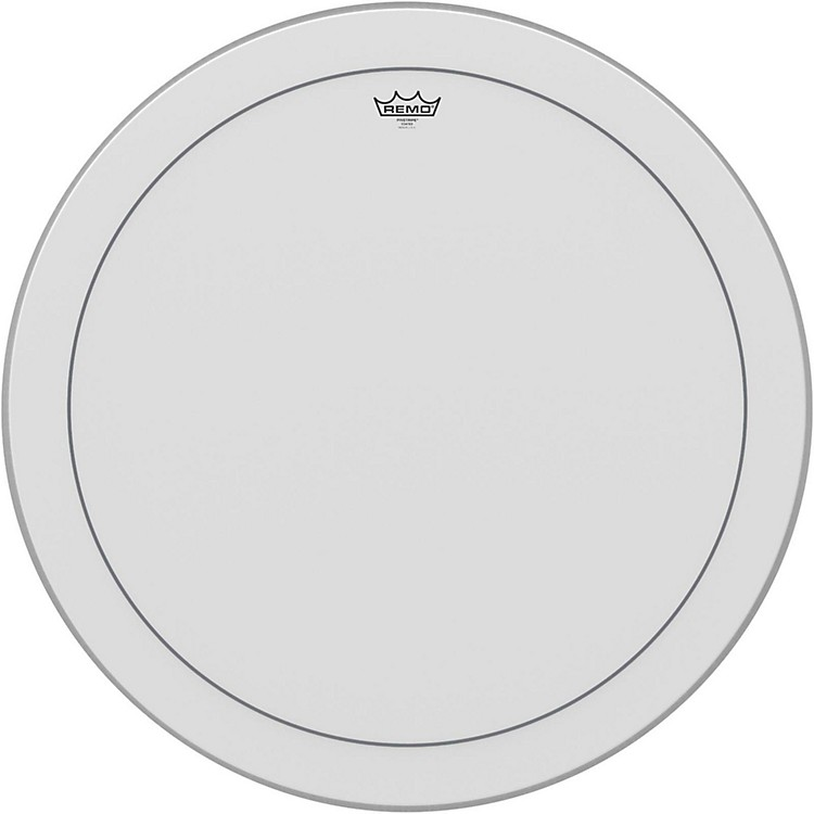 RemoPinstripe Coated Bass Drumhead30 in.
