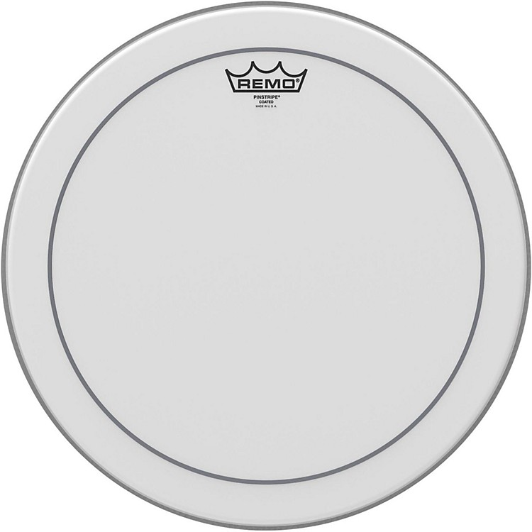 Remo Pinstripe Coated Drumhead  16 in.