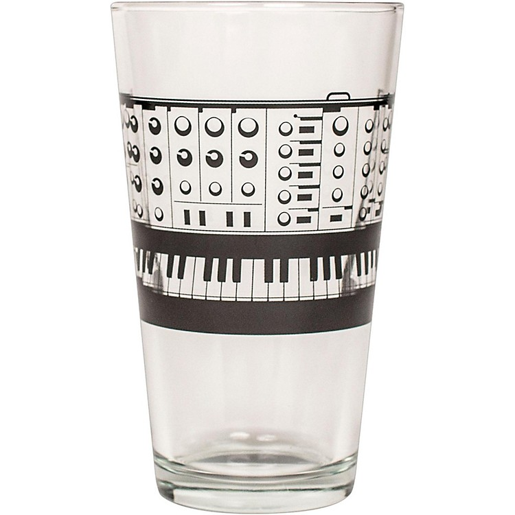 Moog Pint Glass