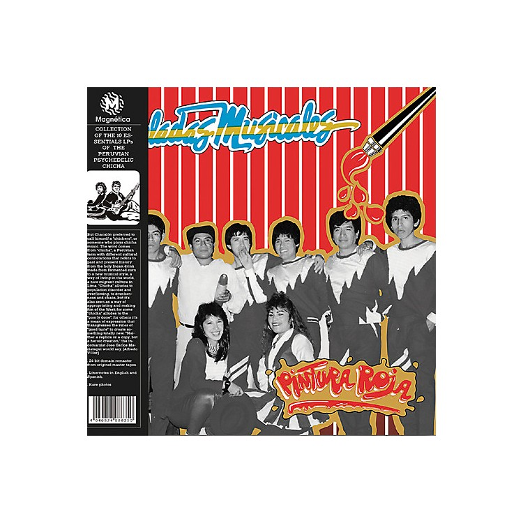 AlliancePintura Roja - Pinceladas Musicales