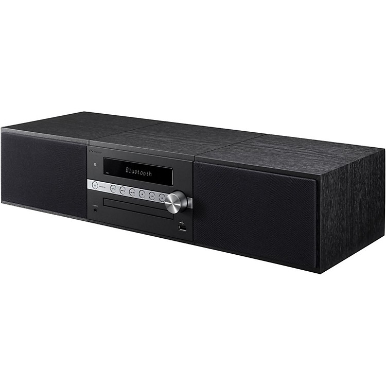 Pioneer Pioneer Micro System with Bluetooth Black