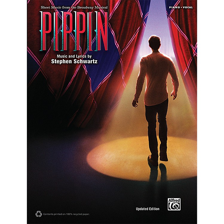 AlfredPippin: Sheet Music from the Broadway Musical P/V/C Book