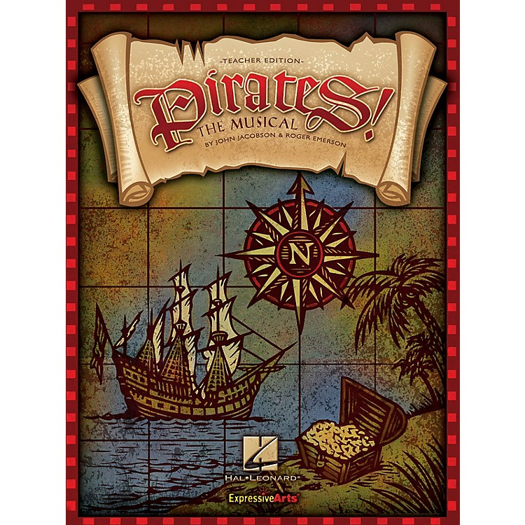 Hal LeonardPirates! The Musical PREV CD Composed by Roger Emerson