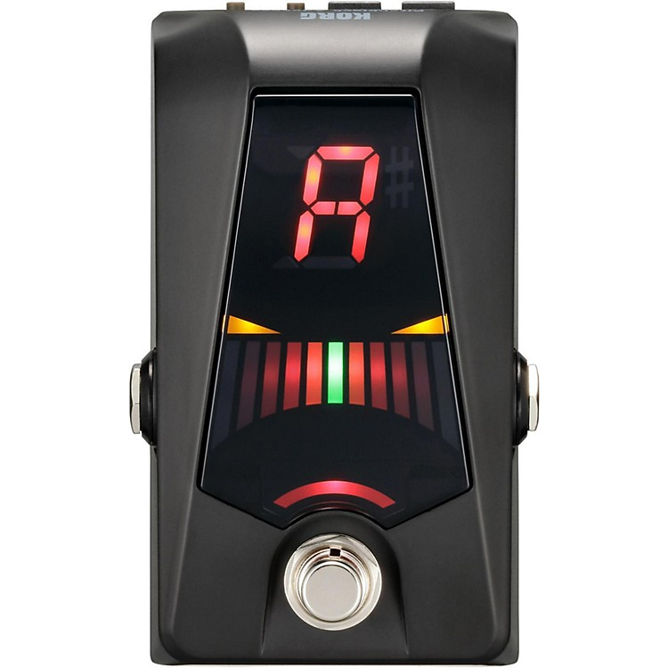 Korg Pitchblack Advance Tuner Black