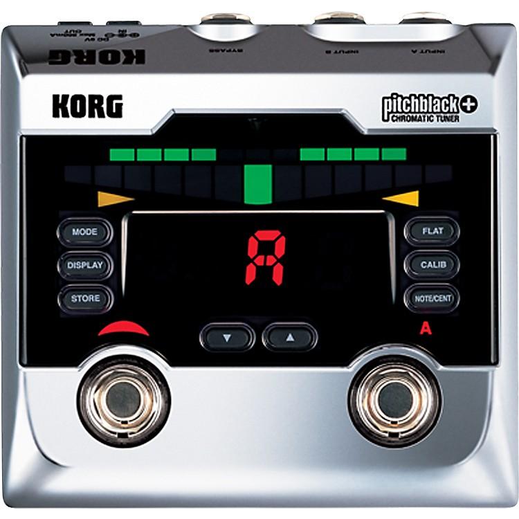 KorgPitchblack+ Limited Edition Chrome Pedal Tuner