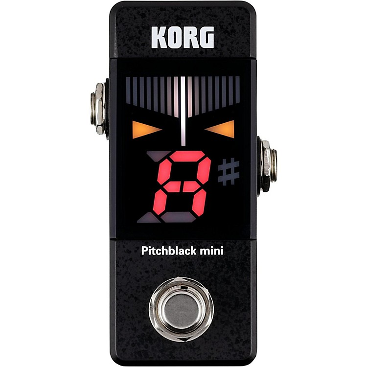 KorgPitchblack Mini Pedal Tuner