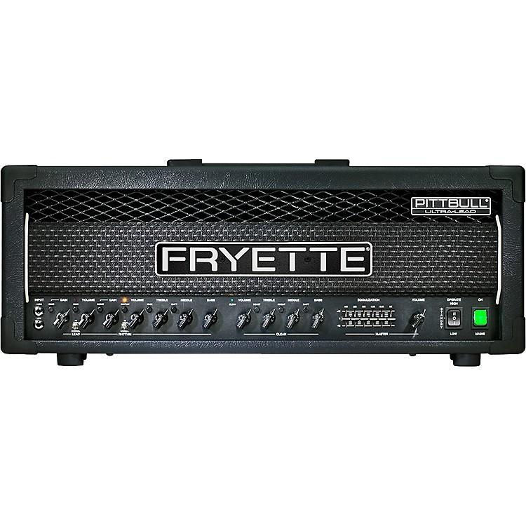 FryettePittbull Ultra-Lead G100UL/EQ 120W Tube Guitar Amp Head