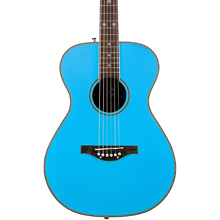 Daisy RockPixie Acoustic GuitarSky Blue