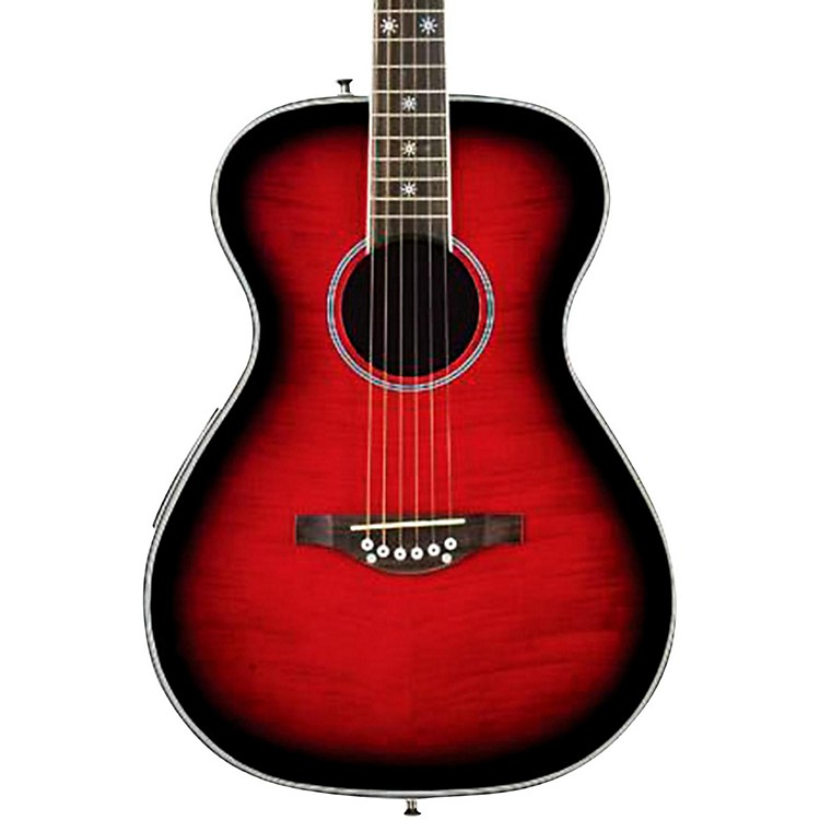 Daisy Rock Pixie Spruce Top Acoustic-Electric Guitar