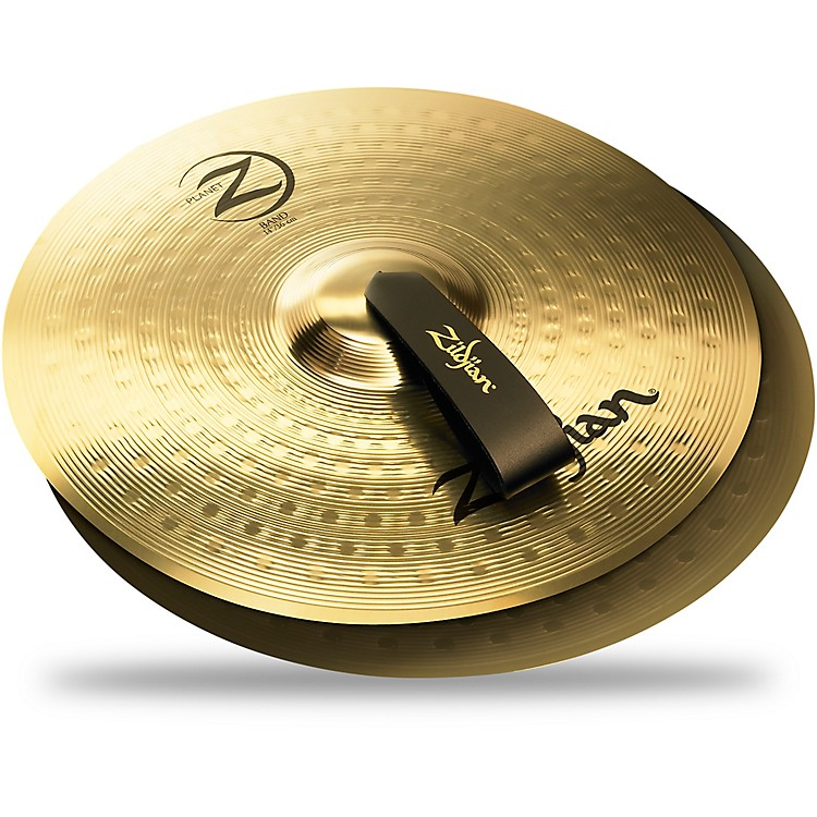 Zildjian Planet Z Cymbal Band Pair 16 in.