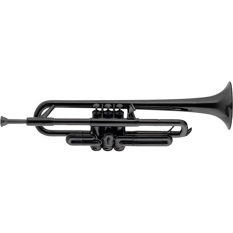 pTrumpetPlastic Bb TrumpetBlack