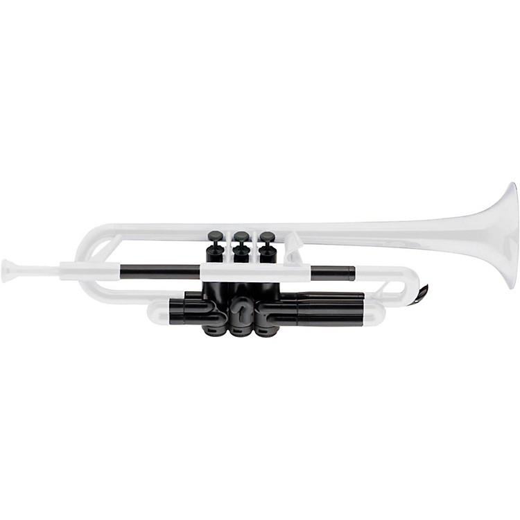 pTrumpetPlastic Bb TrumpetWhite