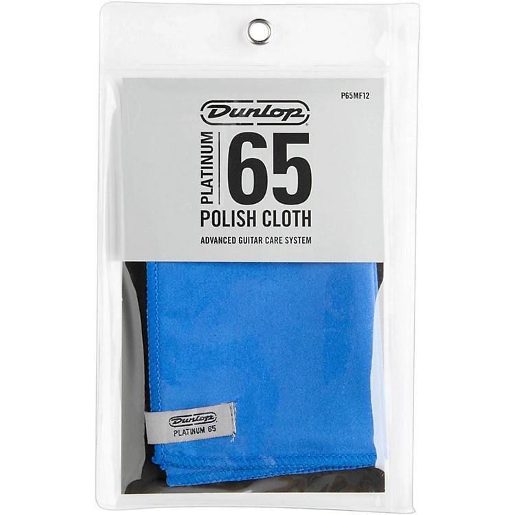 DunlopPlatinum 65 Polishing Cloth