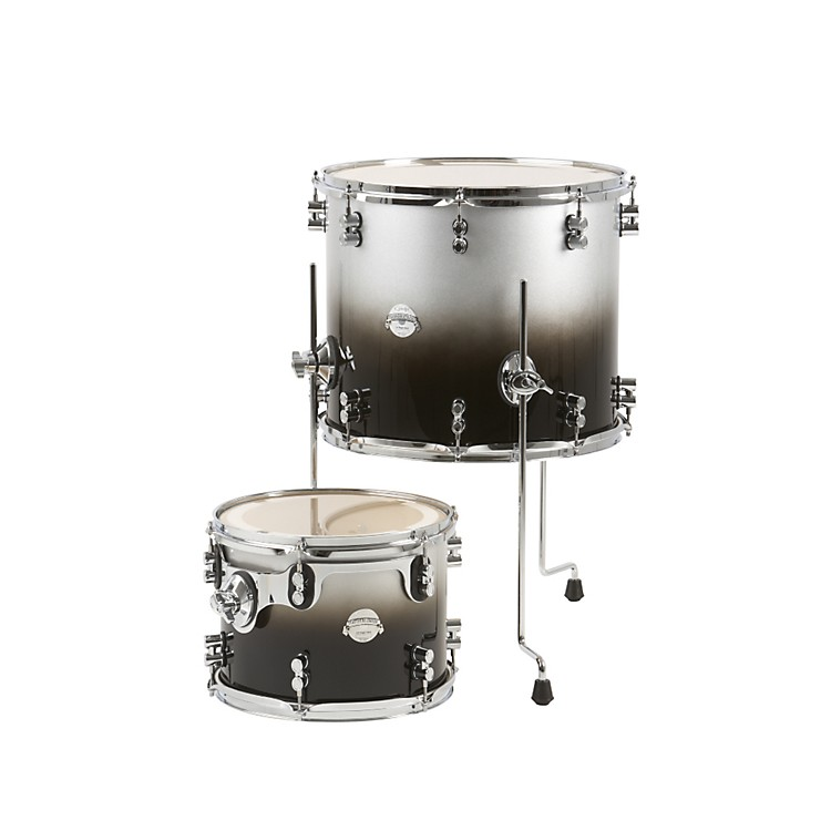 PDP by DWPlatinum Lacquer 2-Piece Tom Drum Pack