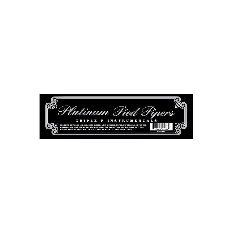 AlliancePlatinum Pied Pipers - Triple P Instrumentals