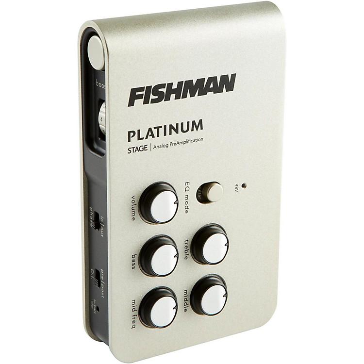 FishmanPlatinum Stage Acoustic Guitar Preamp