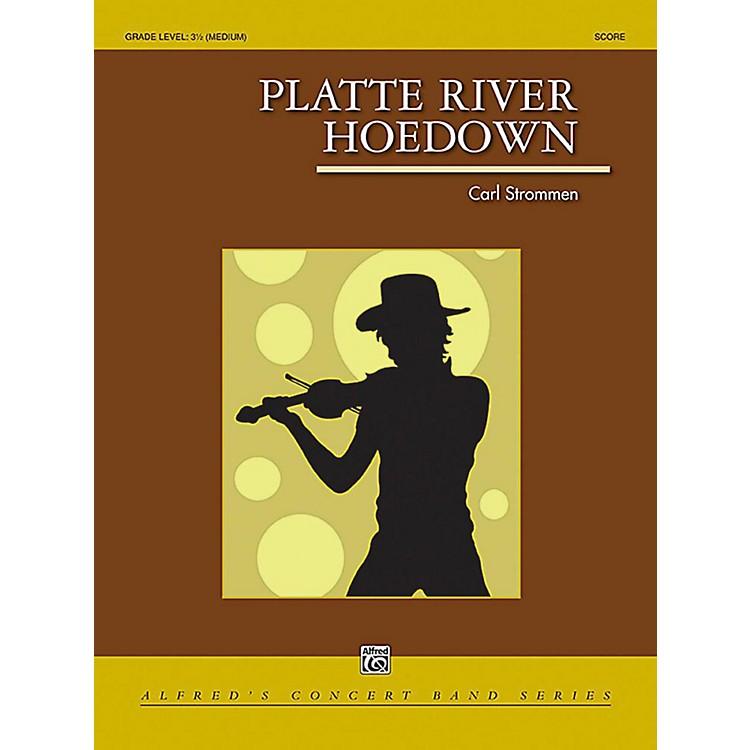 AlfredPlatte River Hoedown Concert Band Grade 3.5 Set