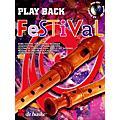 De Haske Music Play Back Festival (Song Festival for Soprano Recorder) De Haske Play-Along Book Series