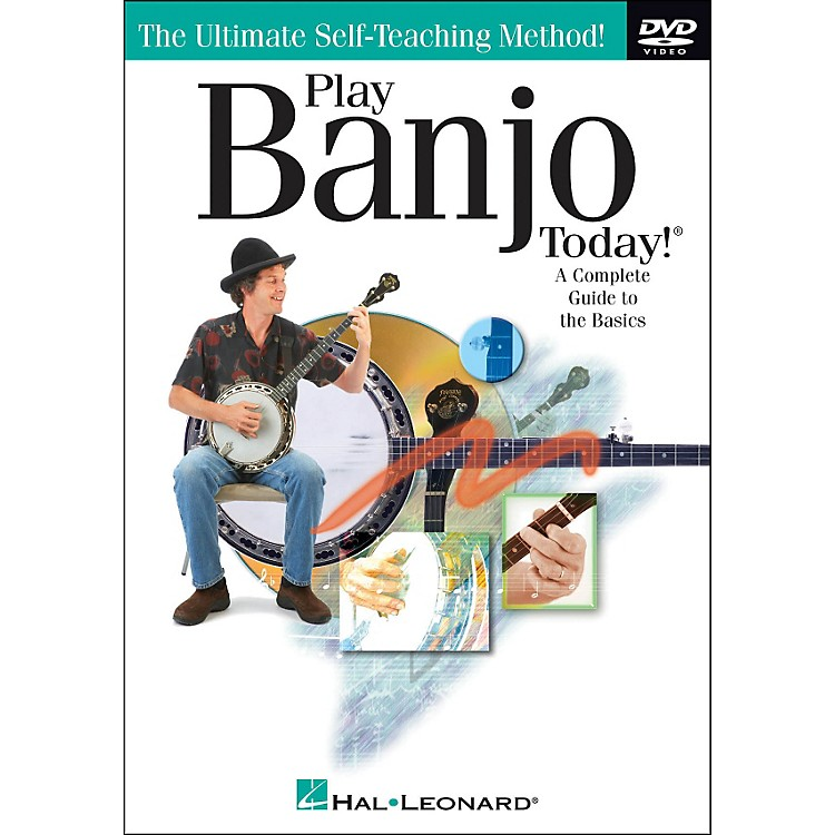 Hal LeonardPlay Banjo Today! DVD