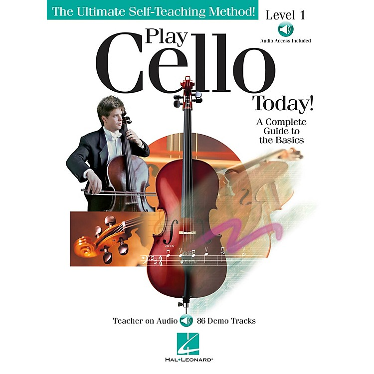Hal Leonard Play Cello Today! Play Today Instructional Series Series Softcover Audio Online Written by Adrien Zitoun