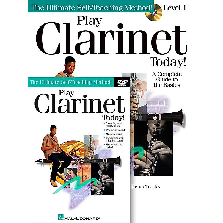 Hal LeonardPlay Clarinet Today!  Beginner's Pack - Includes Book/Online Audio/Content