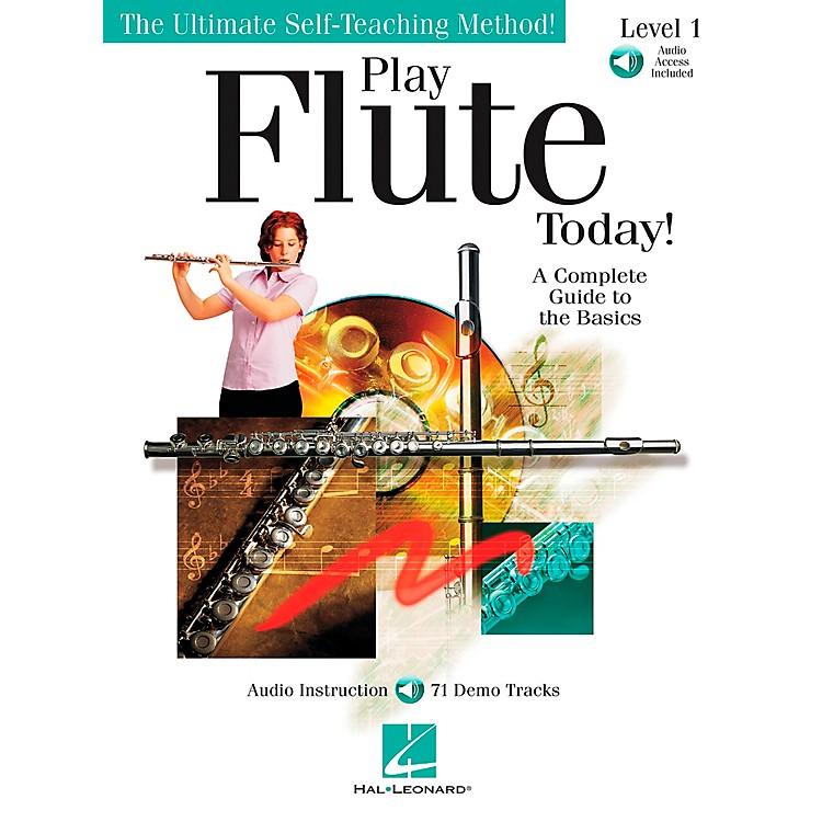 Hal LeonardPlay Flute Today! Level 1 Book/CD