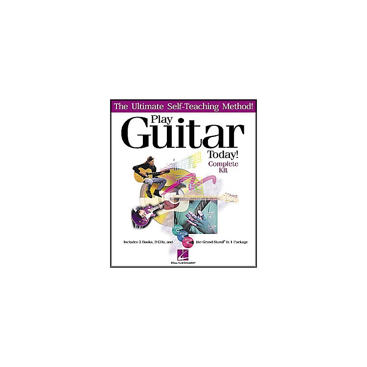 Hal Leonard Play Guitar Today! - Complete Kit (Book/CD)