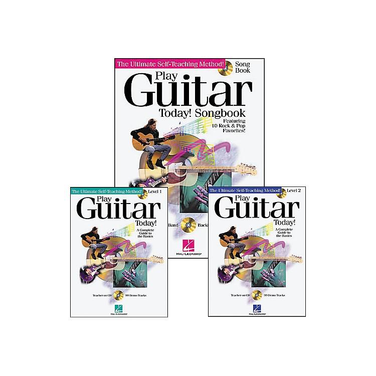 Hal LeonardPlay Guitar Today Pack (Book/CD)