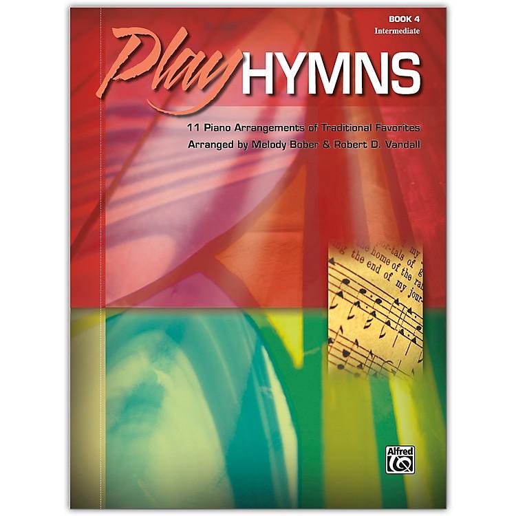 AlfredPlay Hymns, Book 4 Intermediate