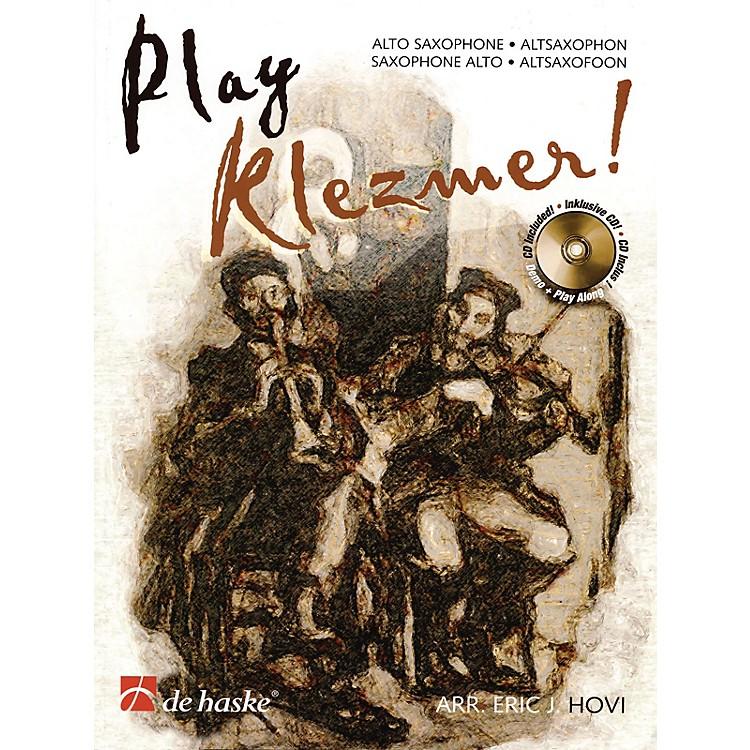 De Haske MusicPlay Klezmer! (Tenor Sax) De Haske Play-Along Book Series