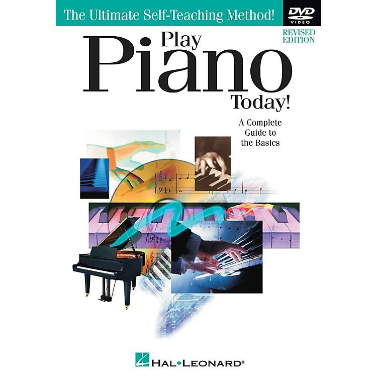 Hal LeonardPlay Piano Today! DVD (Revised Edition) DVD Series DVD Written by Amanda McFall