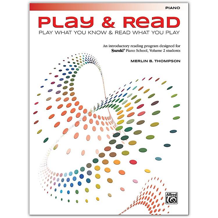 AlfredPlay & Read Book