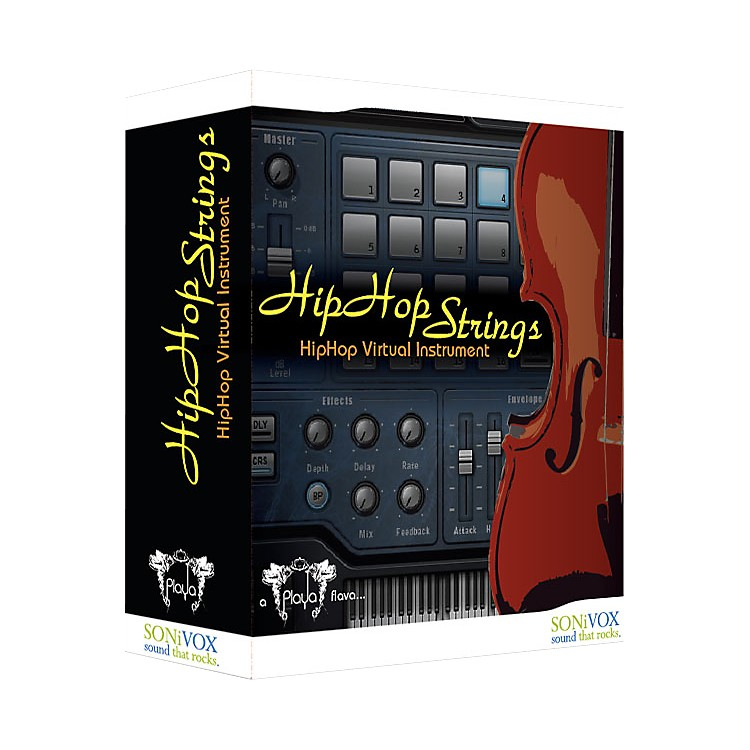 Sonivox Playa HipHop Strings