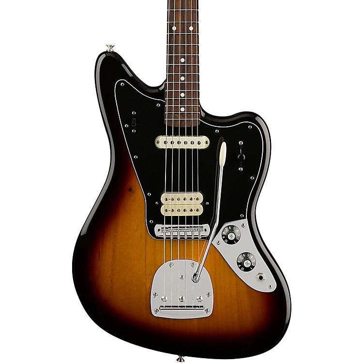 FenderPlayer Jaguar Pau Ferro Fingerboard Electric Guitar3-Color Sunburst