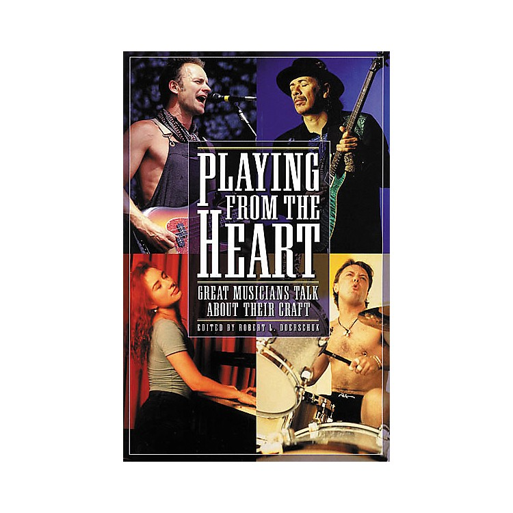 Backbeat BooksPlaying From The Heart Book