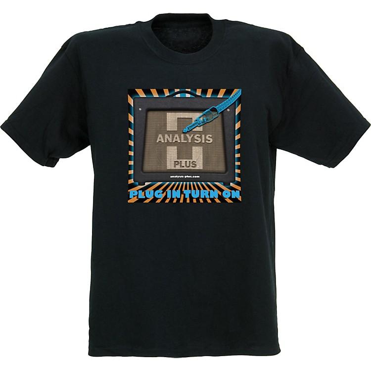 Analysis PlusPlug In T-Shirt, Black